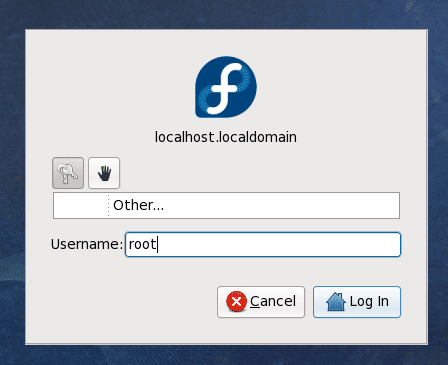 Step by Step How To Enable Root Login on Fedora 11 GUI Root Desktop
