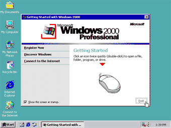 Install Windows 2000 Professional: Getting Started